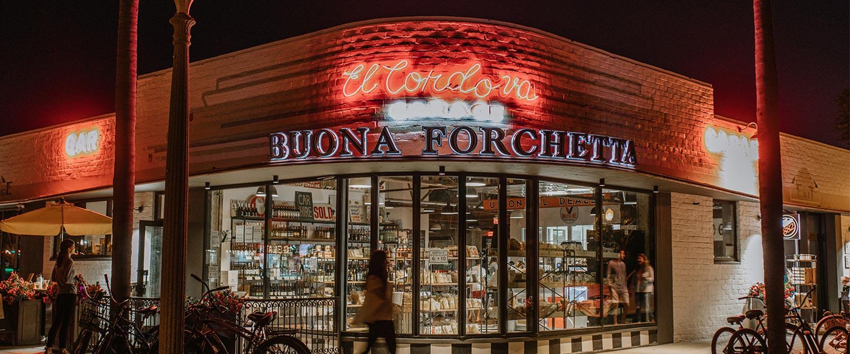 Garage Buona Forchetta
